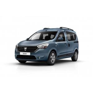 Příčníky Thule WingBar Edge Dacia Dokker 2012- s podélníky