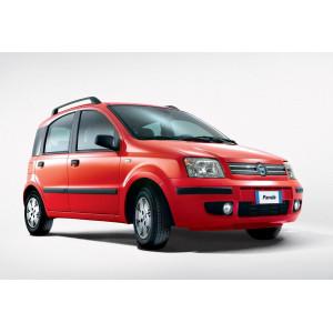 Příčníky Thule WingBar Edge Fiat Panda 2003-2011 s podélníky