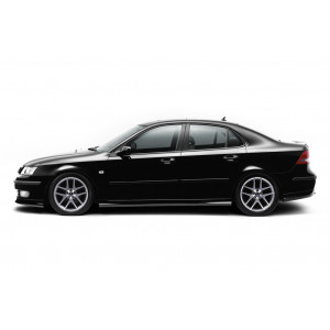 Příčníky Thule WingBar Saab 9-3 Sport sedan i combi 2003-2012 s pevnými body