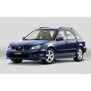 Příčníky Thule WingBar Edge Subaru Impreza Kombi 2005-2010 s podélníky