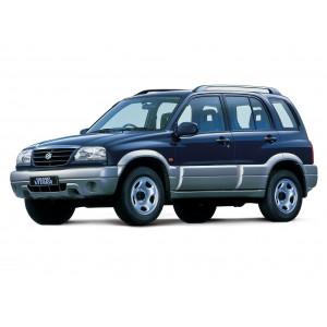 Příčníky Thule WingBar Suzuki Grand Vitara 1998-2004 s podélníky