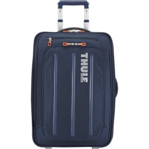 Thule Crossover 38 l pojízdný kufr na ramena - modrý
