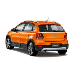 Příčníky Thule WingBar Edge VW Cross Polo 2010- s podélníky