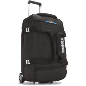 Cestovní taška na kolečkách Thule Crossover 56 l, černá