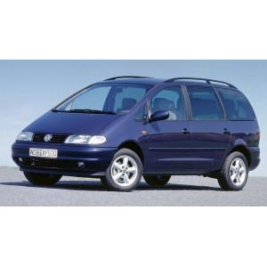 Příčníky Thule WingBar VW Sharan 1996-2009 s podélníky