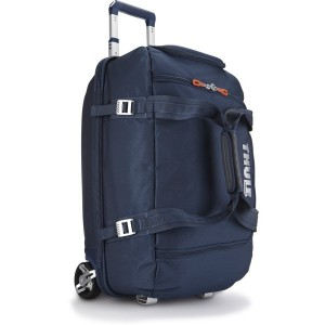 Cestovní taška na kolečkách Thule Crossover 56 l, modrá