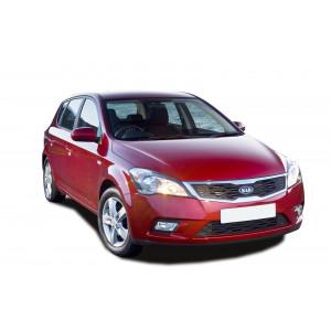 Příčníky Thule Kia Cee´d hatchback 2007-2011 s pevnými body
