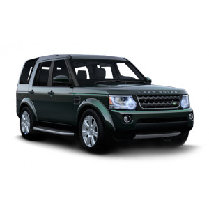 Příčníky Thule WingBar Land Rover Discovery IV 2009-2017 s pevnými body
