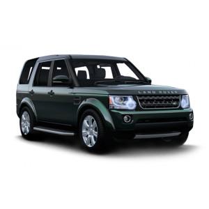 Příčníky Thule WingBar Edge Land Rover Discovery IV 2009-2017 s pevnými body