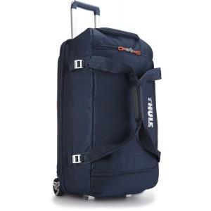 Cestovní taška na kolečkách Thule Crossover 87 l, modrá