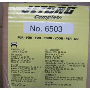 Střešní nosič Thule JetBag 6503 - Bazar