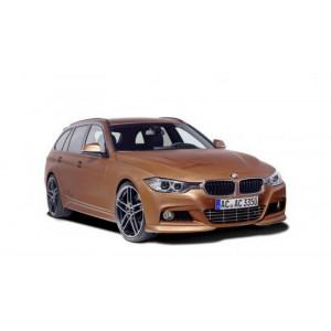 Příčníky Thule WingBar Edge BMW 3 Touring F31 2012- s integrovanými podélníky