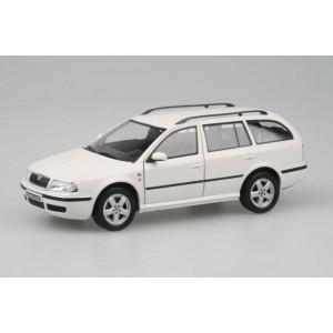 Příčníky Thule WingBar Edge Škoda Octavia I Combi 1996-2004 s podélníky
