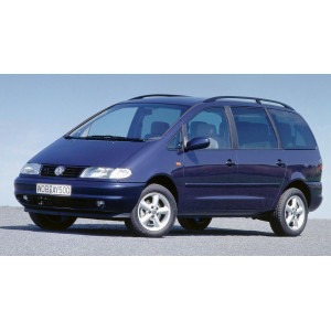 Příčníky Thule WingBar Edge VW Sharan 1996-2009 s podélníky