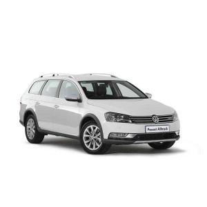 Příčníky Thule WingBar Edge VW Passat Alltrack 2012-2014 s podélníky