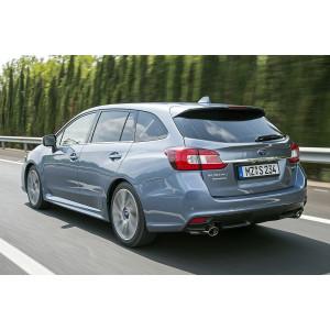 Příčníky Thule WingBar Edge Subaru Levorg Combi 2014- s pevnými body