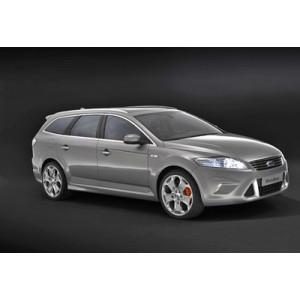 Příčníky Thule WingBar Edge Ford Mondeo Combi IV 2012-2014 s integrovanými podélníky