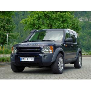 Příčníky Thule WingBar Edge Land Rover Discovery III 2004-2009 s pevnými body