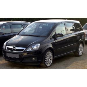 Příčníky Thule WingBar Edge Opel Zafira 2005-2011 s pevnými body