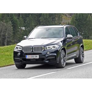 Příčníky Thule WingBar Edge BMW X5 F15 2014- s integrovanými podélníky