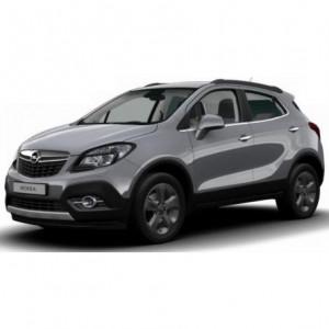 Příčníky Thule WingBar Edge Opel Mokka 2013-2015 s integrovanými podélníky