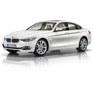 Příčníky Thule WingBar Edge BMW 4 Gran Coupé 2014- s pevnými body