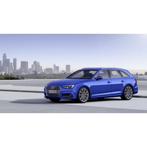 Příčníky Thule WingBar Edge Audi A4 Avant 2016- s integrovanými podélníky