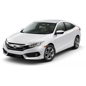 Příčníky Honda Civic sedan 16- Aero