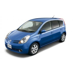 Příčníky Nissan Note Hatchback 05-11 Aero
