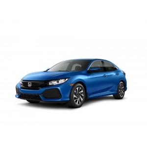 Příčníky Honda Civic Hatchback 17- Aero