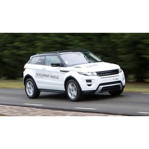 Příčníky Land Rover Range Rover Evoque 11- s podélníky Aero