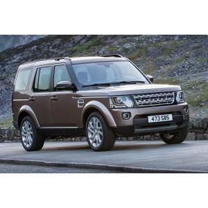 Příčníky Land Rover Discovery Sport 15- s podélníky Aero