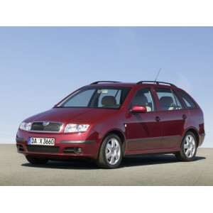 Příčníky Thule WingBar Škoda Fabia I Combi 2000-2007 s podélníky