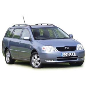 Příčníky Thule WingBar Toyota Corolla kombi 2002-2006 s podélníky