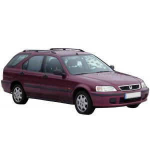 Příčníky Thule WingBar Honda Civic Combi 1997-2000 s podélníky