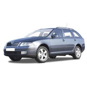 Příčníky Thule WingBar Škoda Octavia II Combi 2004-2012 s podélníky
