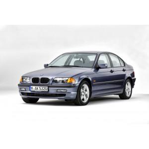 Příčníky Thule WingBar BMW 3 E46 1998-2005 s pevnými body
