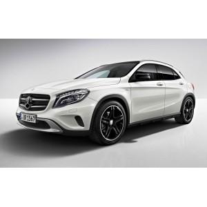 Příčníky Mercedes-Benz GLA 14- s integrovanými podélníky Aero