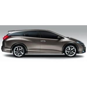 Příčníky Honda Civic Tourer Kombi 14- s integrovanými podélníky Aero