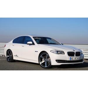 Příčníky BMW 5 Sedan 10- s pevnými body Aero