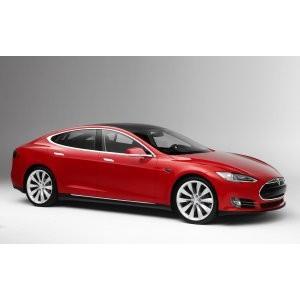 Příčníky Tesla S 13- s pevnými body Aero