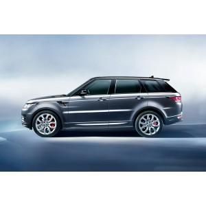 Příčníky Land Rover Range Rover Sport 14- s integrovanými podélníky Aero