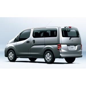 Příčníky Nissan NV 200 09- s pevnými body Aero