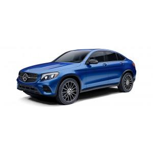 Příčníky Mercedes-Benz GLC Coupe 17- s pevnými body Aero