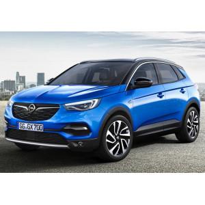 Příčníky Thule Opel Grandland X SUV 2018- s integrovanými podélníky