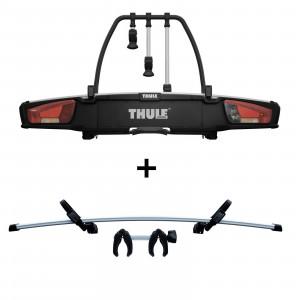 Thule VeloSpace XT 939 + adaptér 9381 pro 4 kola