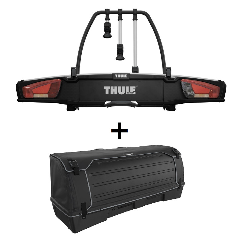 thule velospace xt 939 thule backspace xt 9383 obchod. Black Bedroom Furniture Sets. Home Design Ideas