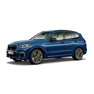 Příčníky Thule BMW X3 G01 2018- s integrovanými podélníky