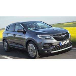 Příčníky Thule WingBar Black Opel Grandland X SUV 2018-