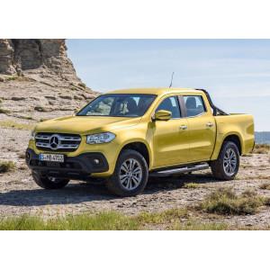 Příčníky Thule Renault Alaskan 2018-